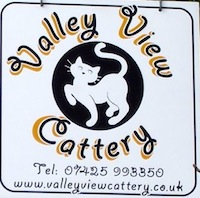 Valley View Cattery In Staffordshire